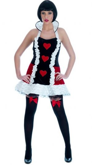 Heart Queen Costume (2645)